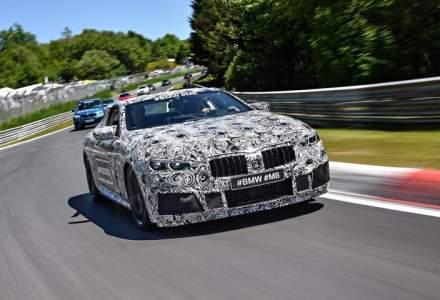 BMW confirma zvonurile: versiunea de performanta M8 se va lansa in curand