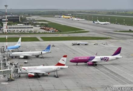 UPDATE Controlorii de trafic au intrat in greva. Sase zboruri Ryanair au fost anulate, celelalte curse au intarzieri