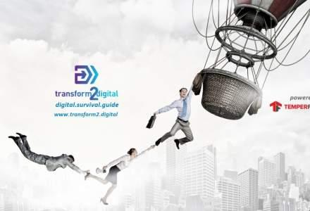 Transformarea digitala, cosmar sau oportunitate in dezvoltarea ta si a companiei?