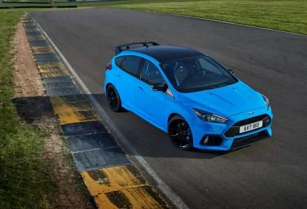 Ford a prezentat un pachet nou pentru Focus RS. Vine cu un diferential mecanic cu alunecare limitata