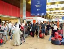 Aeroportul Charles de Gaulle...