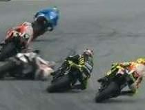 Un motociclist italian a...