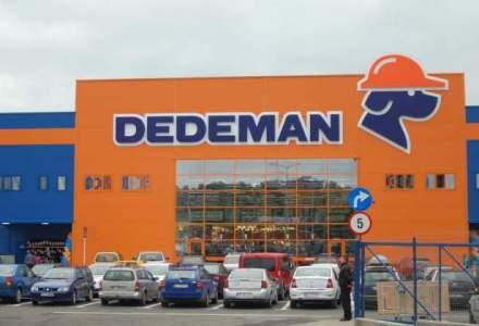 Dedeman a depasit pragul de 1 MLD. euro, dupa o crestere de peste 20%, iar profitul companiei urca la 160 mil. euro. Ce planuri are cel mai mare retailer de bricolaj in acest an