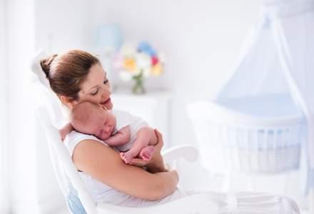 Parintii vor primi un stimulent financiar de 2.500 de lei pentru nou-nascuti. Ce conditii trebuie sa indeplineasca