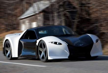 Supercarul electric Tomahawk intra in productie in 2018