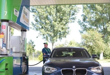OMV anunta un nou tip de benzina, disponibil din iunie