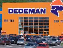 Dedeman deschide magazinul...