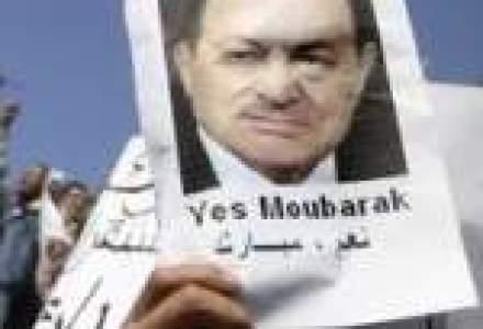 Dictatorii mor in tandem: Mubarak a suferit un infarct cand a aflat de uciderea lui Gaddafi