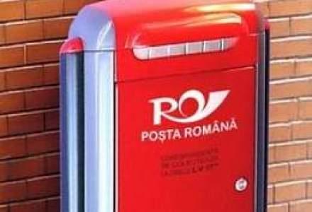 Posta Romana lanseaza un serviciu de transfer rapid de bani
