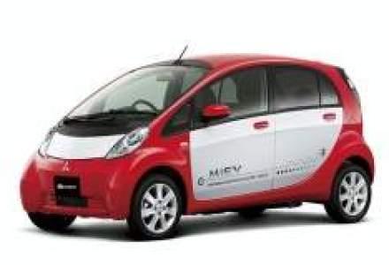 Estonia a comandat peste 500 de masini electrice Mitsubishi i-MiEV