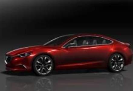 Mazda prezinta conceptul Takeri la Tokio