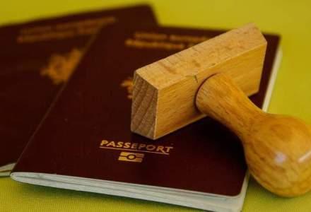 Cetatenii ucraineni care au pasapoarte biometrice pot intra in Romania fara viza