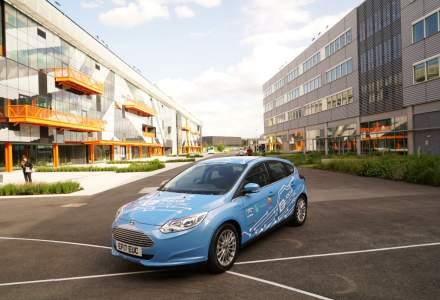 Ford deschide un birou la Londra pentru solutii de mobilitate si transport