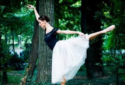 Cum sa faci primii pasi in business: o balerina a Operei Nationale a investit intr-un studio de dans pentru copii