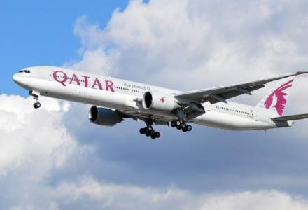 Qatar Airways si-a majorat profitul net cu aproape 22%