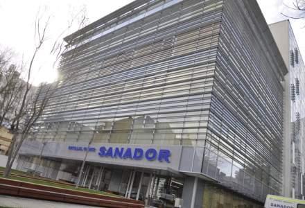 Afacerile Sanador au crescut cu circa 10 mil. euro anul trecut, dar profitul a fost mai mic decat in 2014