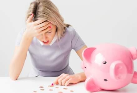 Kruk: O treime dintre romani afirma ca au probleme financiare, iar salariul lunar nu le este suficient pentru a scapa de datorii