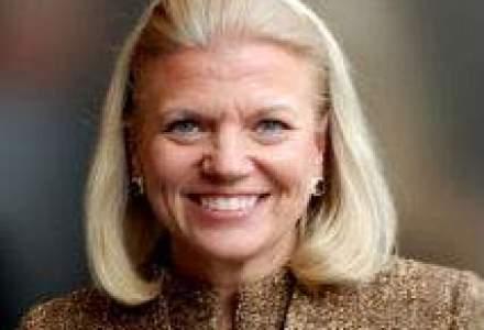 IBM face istorie si numeste prima femeie in functia de conducere a companiei