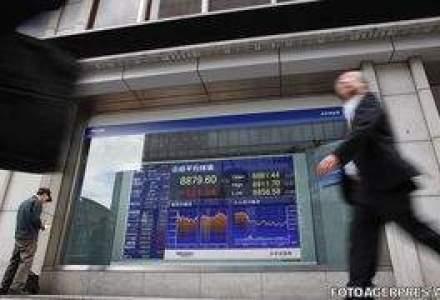 Cum au reactionat bursele dupa masurile anticriza adoptate de UE