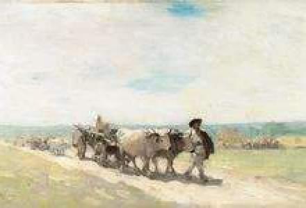 Tablou de Grigorescu, vedeta la o licitatie din New York