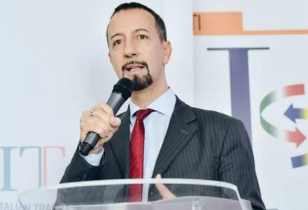 (P) Luca Gentile, directorul ICE : Romania este o piata cu un potential important pentru companiile italiene