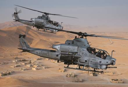 Bell Helicopter vrea sa produca in Romania un elicopter militar de 30 MIL. dolari