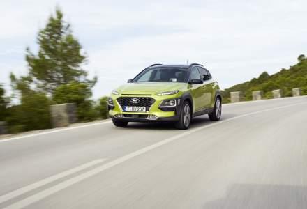 Hyundai prezinta noi detalii cu SUV-ul Kona, model care va ajunge pe piata pana la finalul anului