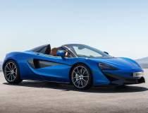 McLaren monteaza un acoperis...