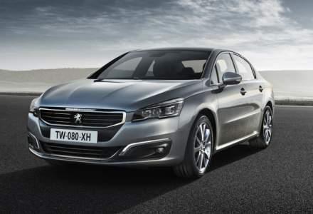 Noua generatie Peugeot 508 va avea un design mai sportiv