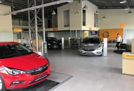 Un showroom Opel din Bucuresti a fost relocat