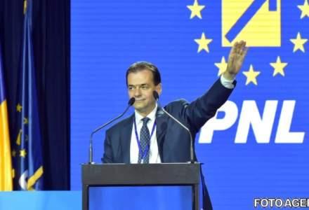 Ludovic Orban este noul presedinte al PNL