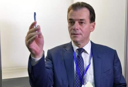 Ludovic Orban, al optulea presedinte post-decembrist al PNL