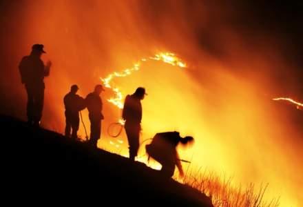 Bilantul incendiului de vegetatie din centrul Portugaliei a crescut la 43 de morti