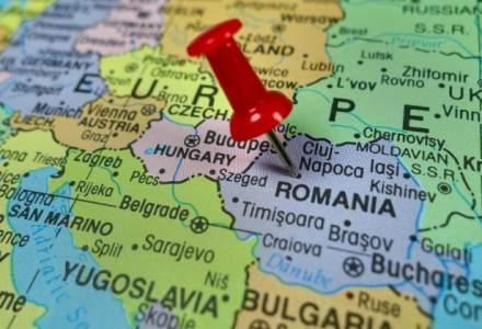 Romania si-a marit suprafata la 238.397 kilometri patrati, in urma unei actualizari a Agentiei de Cadastru