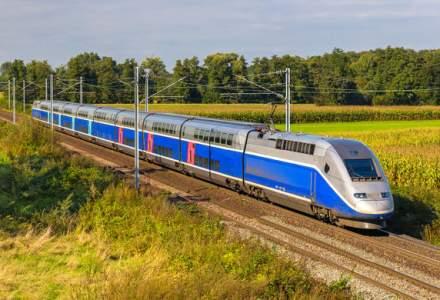 Franta vrea sa introduca TGV-uri autonome