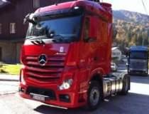 Noul Mercedes-Benz Actros a...