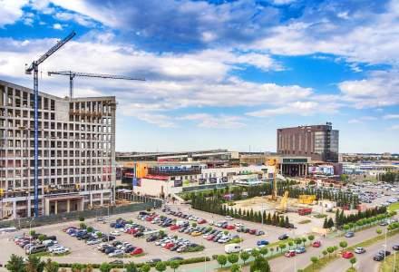 Iulius Group a demarat lucrarile celei de-a treia cladiri de birouri din ansamblul mixt Openville Timisoara