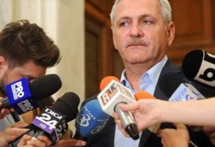 "Liviu Dragnea: Am patru variante de premier, ""si doamne, si domni"""