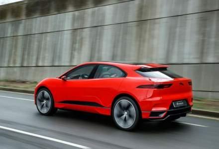 Jaguar i-Pace promite a fi mai rapid decat Tesla Model X