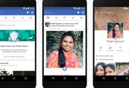 Facebook te va ajuta sa nu-ti mai fie furata poza de profil