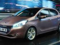 Peugeot lanseaza modelul 208...