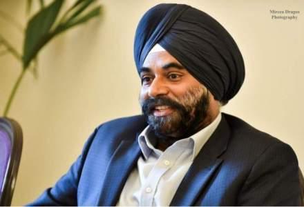 Plecare surpriza: Ravinder Takkar, CEO Vodafone, isi incheie mandatul in Romania