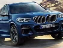 Imagini cu noul BMW X3