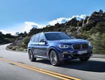 Noua generatie BMW X3, poze...