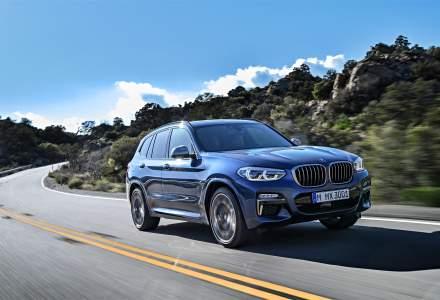 Noua generatie BMW X3, poze si informatii oficiale