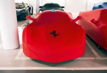 Un garaj din Londra adaposteste 130 de bolizi de lux si modele de colectie
