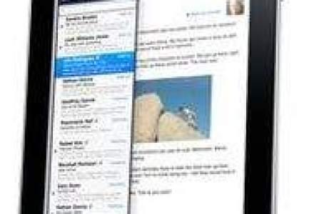GRAFICUL ZILEI: iPad acopera 96% din traficul Web de pe tablete