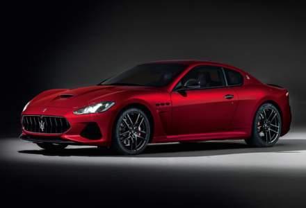 Cum arata Maserati GranTurismo