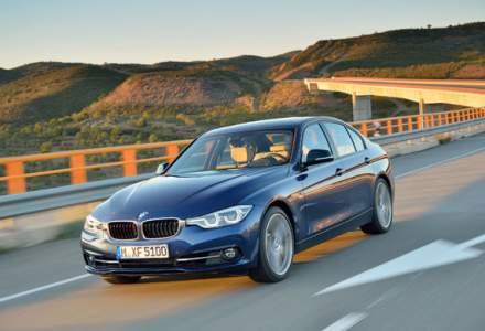 BMW Seria 3 electric se lanseaza in septembrie cu autonomie de 400 km