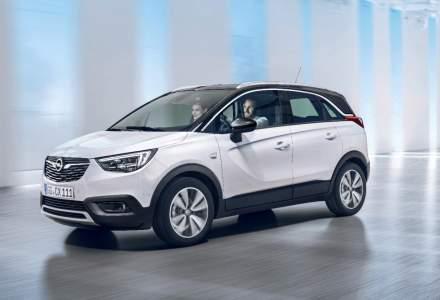 Noul SUV Opel Crossland X poate fi comandat din iulie